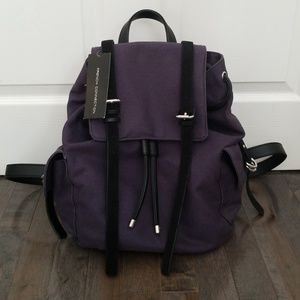 Nwt!! Navy french connection backpack